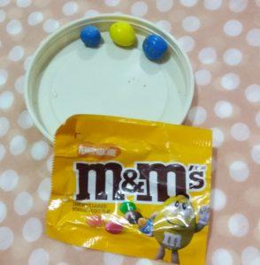 M&Mのお菓子